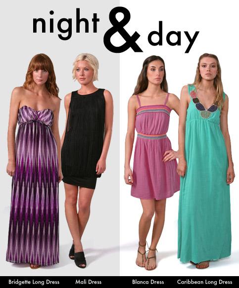wearable art dresses. the art of summer dresses.