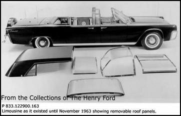 JFK car roofs