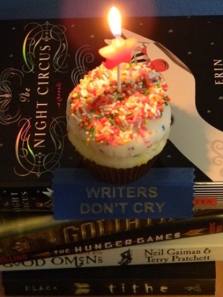 Writers Dont Cry Celebration