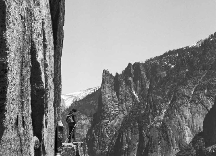The Iron Age Yosemite in the Fifties